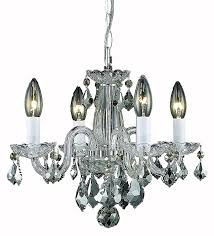 Chandelier Over Bathtub Code by Elegant Lighting Rococo Chandelier Crystal Clear Amazon Com