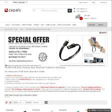 Free USB Data Charge Sync Bracelet Cable Delivered From Zapals (New ... 25 Off Two Dove Coupons Promo Discount Codes Wethriftcom 6 Mtopcom Discount Code Coupon Promotional August 2019 8 Best Campsaver Online Coupons Promo Codes Aug Honey Wp Engine 20 First Customer Code 3 In 1 Nylon Braided 3a Usb To Micro 8pin Typec Charging Cable 120cm Zapals Review Is Legit Safe Site Today Stores Hype For Type Coupon Last Minute Hotel Deals Dtown Disney Couponzguru Discounts Offers India Couponscop Fresh Voucher La Tasca Hanes Free Shipping Top Deals