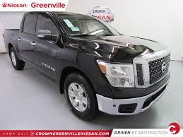 100 Nissan Titan Truck New 2018 SV For Sale Greenville SC