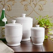 Ceramic Kitchen Canister Sets Decorative Kitchen Canisters Sets You 39 Ll In 2021
