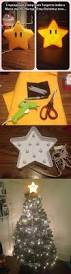 Tinkerbell Light Up Christmas Tree Topper by Diy Mario Star Tree Topper Star Tree Topper Tree Toppers And