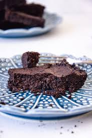 schnelle low carb brownies fitness food oats and crumbs