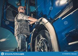100 Truck To Trucker Er And The Modern Stock Photo Image Of Automotive