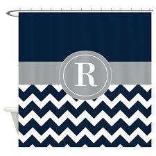 navy blue chevron curtains teawing co
