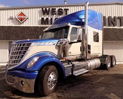 100 Lonestar Truck 2019 International LoneStar Sleeper Grand Rapids MI