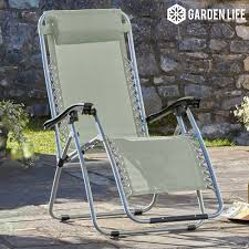 Zero Gravity Chair - Stone Twin Pack