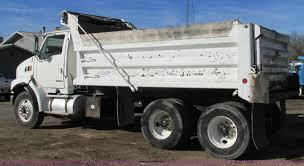 100 Ford Sterling Truck 1998 Dump Truck Item AW9825 SOLD December