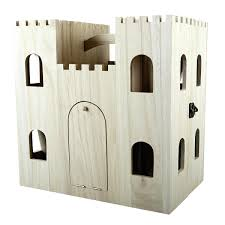 Miniature House Family Children Wooden Furniture Doll Set Kit Toys