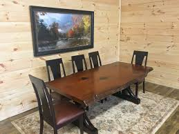 500+ Year Old Redwood Dining Room Table - Mountain Top Furniture Live Edge Ding Room Portfolio Includes Tables And Chairs Rustic Table Live Edge Wood Farm Table For The Milton Ding Chair Sand Harvest Fniture Custom Massive Redwood Made In Usa Duchess Outlet Amazoncom Qidi Folding Lounge Office Langley Street Aird Upholstered Reviews Wayfair Coaster Room Side Pack Qty 2 100622 Aw Modern Allmodern Forest With Fabric Spring Seat 500 Year Old Mountain Top 4 190512