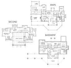 Chateau Floor Plans Laurette Chateau Timber Frame Home Plan