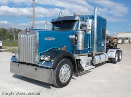 2005 Kenworth W900 Semi Truck With Tow Truck Attachment | It...