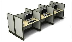 Face To WorkstationBack Back Workstation