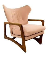 100 Pearsall Chaise Lounge Chair Adrian 2466c Wingback