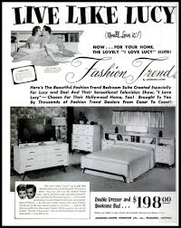 Johnson Carper White Dresser by The History Episode 83 Lucille Ball Part Two