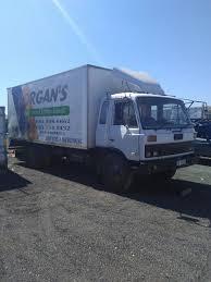 Ten Ton Truck For Hire Closed Van | Junk Mail