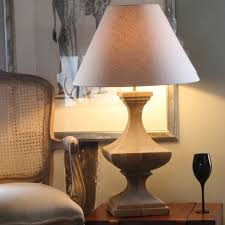 Fillable Glass Table Lamp Uk by Living Room Contemporary Table Lamps Living Room With Round