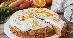 karottenkuchen ohne zucker saftig lecker