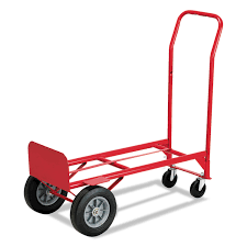 Two-Way Convertible Hand Truck By Safco® SAF4086R - OnTimeSupplies.com Shop Hand Trucks Dollies At Lowescom Handtruck Two Cboard Boxes On White Stock Illustration Orangea Step Ladder Folding Cart Dolly 175lbs Truck With Collapsible Alinum Ace Hdware Bq Trolley Departments Diy Sydney Trolleys Convertible Magline Gmk81ua4 Gemini Sr Pneumatic Safco Twowheel Red Steel 500lb Capacity Ebay Wesco
