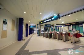 100 Exit C Bukit Panjang LRT Land Transport Guru