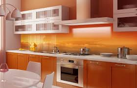 Printed Picture Kitchen Splashback