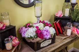 Paiges DIY Flower Wedding Centerpieces