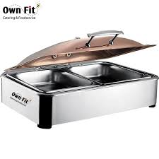 Induction Chafing Dish Suppliers And Manufacturers At Alibaba