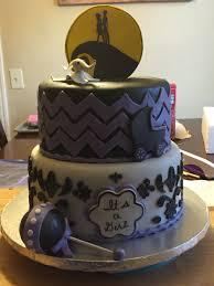 nightmare before christmas themed baby shower cake gloria s