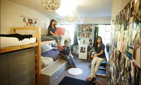 13 Of The Coolest Ways To Decorate A Triple Dorm Room