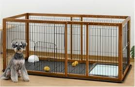 Richell Expandable Dog Crate