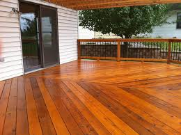 menards cedar decking ideas cedar decking choices cement patio