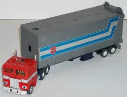 100 Optimus Prime Truck Model G1 Yotsuyas Reviews Transformer Toy Reviews