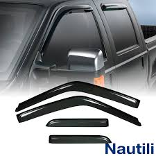 4x For 15-18 F150 SuperCab/Extended Cab Sun Rain Guard Vent Shade ... Lvadosierracom Which Brand Of Window Vent Visors Is Best Fit 0004 Nissan Frontier Crew Cab Jdm Sunrain Guard Vent Shade Buy Window Visors Volkswagen Golf Mk5 Mk6 Gti R Ausbody Works Weathertech 11 Jeep Grand Cherokee Front And Rear Guards Rain Get Free Shipping On Aliexpresscom Painted Dodge Diesel Truck Resource Forums Trailfx 14515 4p In Channel 0714 Gmc Yukon Xl Avs Low Profile Tapeon 4pcs Honda Civic Amazoncom Auto Ventshade 94981 Original Ventvisor Side 194953 Inchannel Roj Color Match Deflectors Oem Style Rain