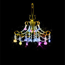 Free Vector Chandelier Images Download 67