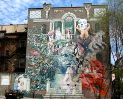 Philly Mural Arts Map by Philadelphia Story Travel Between The Pages