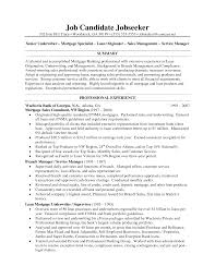 Underwriter Resume Examples April Onthemarch Co