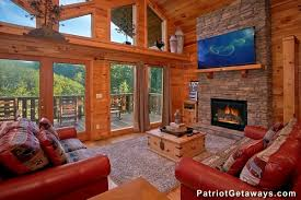 4 Bedroom Cabins In Pigeon Forge by Pot O U0027 Gold A Pigeon Forge Cabin Rental