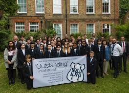 100 North Bridge House NBH Senior School Outstanding In All Areas News