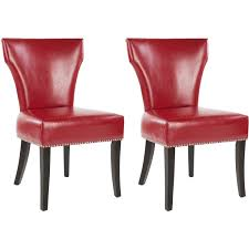Cheap Red Dining Chairs, Find Red Dining Chairs Deals On Line At ... Zipcode Design Alesha Side Chair Reviews Wayfair Baxton Studio Reneau Modern And Contemporary Gray Fabric Three Posts Kallas Upholstered Ding John Thomas Windsor From 9900 By Danco Chairs The Home Depot Canada Cheap Kid Wood Table And Set Find Dcg Stores Buy Espresso Finish Kitchen Room Sets Online At Overstock Michelle 2pack Shop Nyomi Of 2 Christopher Knight Creggan Joss Main