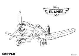 Coloriage Plane De Planes Coloriages D Avions 8007