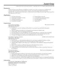 District Manager Resume Retail District Manager Resume Sample