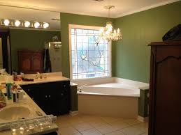 Best Green And Brown Bathroom Color Ideas