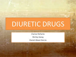 High Ceiling Diuretics Ppt by Diuretic Drugs