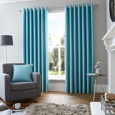 Faux Silk Eyelet Curtains by Chiltern Mills U2013 Fresh New Looks Curtains And Duvets Cover Sets