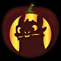 Walking Dead Pumpkin Stencils Free Printable by Cute Funny Cool U0026 Easy Halloween Pumpkin Carving Patterns