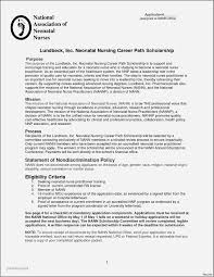 Sample Neonatal Nurse Resume Inspirationa Nicu Nursing Examples New