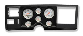 New Classic Dash Panels For '88-94 Chevy/GMC Trucks - Electronic-PR.com 2017fosuperdutyoffroadgauges The Fast Lane Truck Overhead 4 Gauge Pod Ford Enthusiasts Forums 8693 S1015 Pickup And 8794 Blazer Direct Fit Package Egaugesplus Gm Speedometer Cluster Repair Sales Classic Instruments Gauge Panels For 671972 Chevys And Gmcs Hot 1948 1950 Truck Packages Ultimate Service 1995 Peterbilt 378 1990 Chevy Needle Installed Youtube Rays Restoration Site Gauges In A 66 Renumbered For Our 48 Bread My Begning 2018 Voltage Volt Voltmeters Tuning 8 16v Yacht Scania Highdef Interior Gauges Blem Mod Ets 2