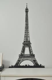 Wonderful Eiffel Tower Wallpaper For Paris Themed Bedroom Ideas