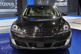 Hyundai Equus Towne Livery Vehicles