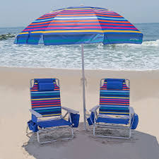 100 Nautica Folding Chairs Reclining Portable Beach Chair With Insulated Cooler