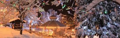 Leavenworth Christmas Lighting Festival Bus Tour $44 99 person
